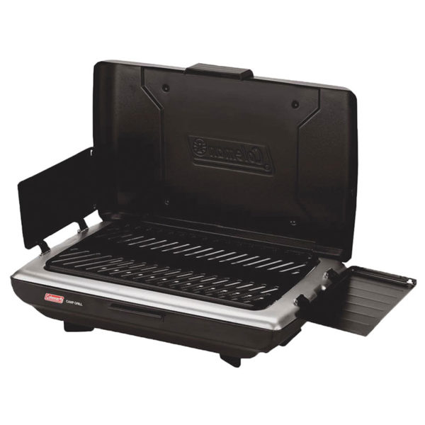 Black Table Top Propane Grill