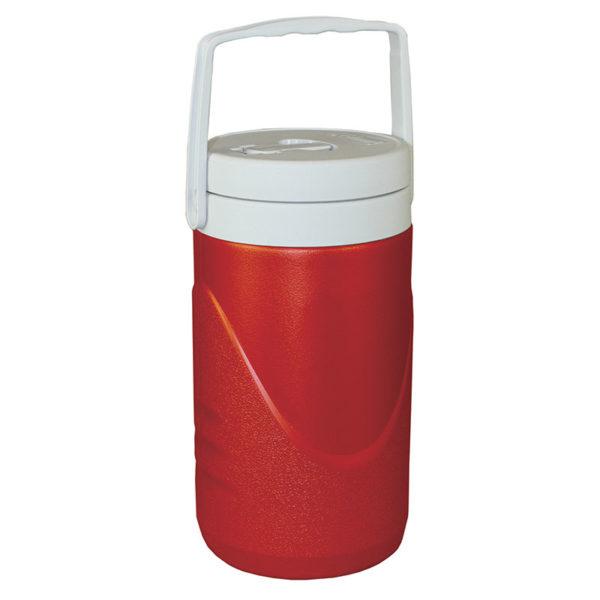 Red 1/2 Gallon Jug