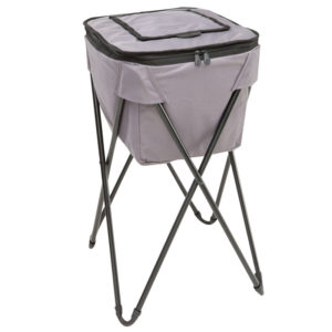 Gray Soft Portable Party Cooler