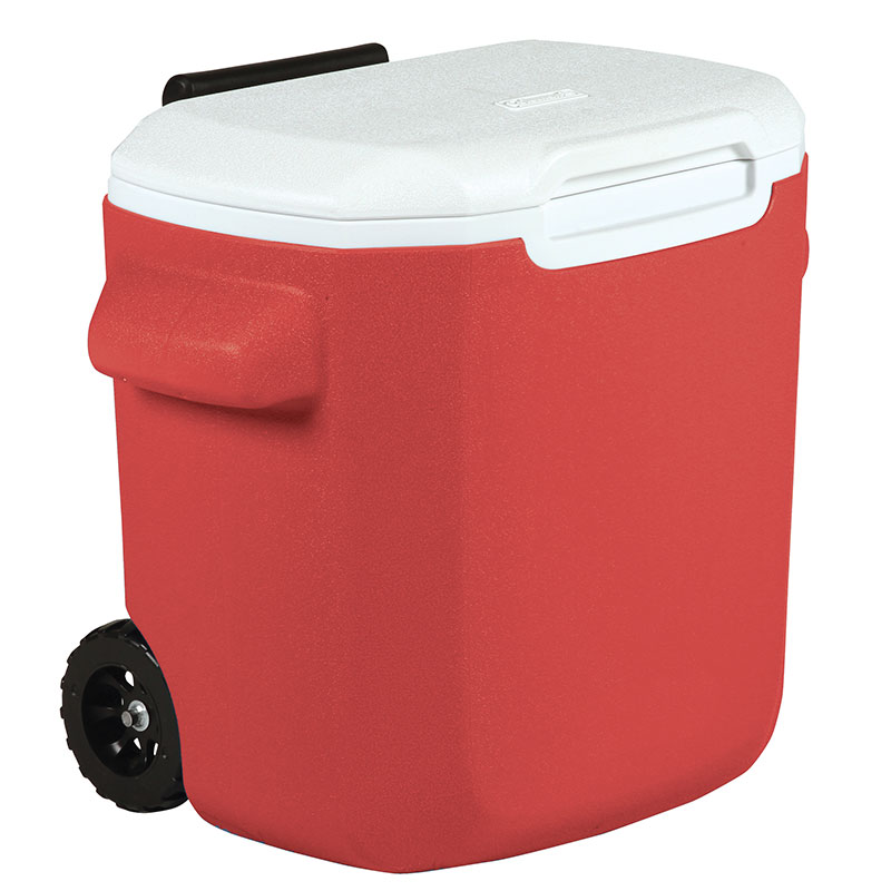 Coleman 16 Qt (22 Can) Wheeled Cooler