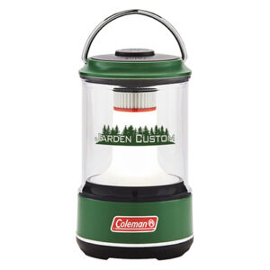 Green BatteryGuard Lantern 200L with Screen Printing