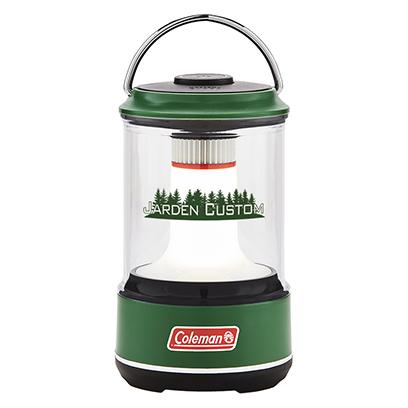 Green BatteryGuard Lantern 200L with Screen Printing