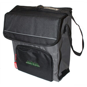 Black 34 Can Collapsible Cooler - Embroidery