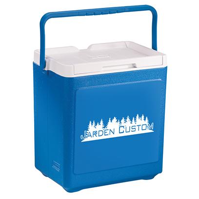 Blue 18 Qt Cooler - Screen