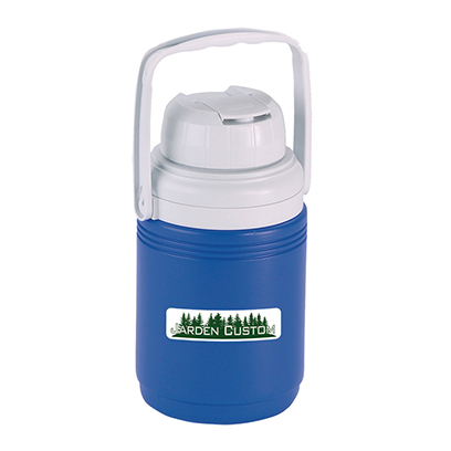 Blue 1/3 Gallon Jug - Decal