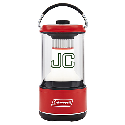 Red BatteryGuard Lantern 600L with Screen Print