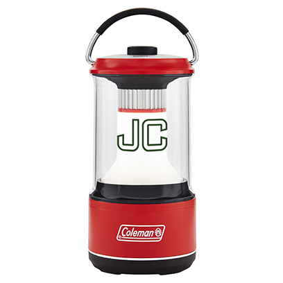 Red BatteryGuard Lantern 800L with Screen Print