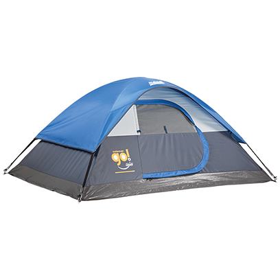 Blue/Gray 5x7 Go! 2-Person Dome Tent with Screen Print