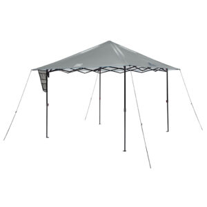 Grey Coleman 10x10 Onesource Eaved Shelter